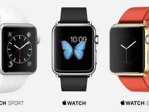 Apple Watch dün görücüye çıktı