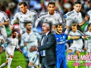 Real Madrid'den kovulacak