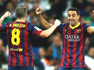 Iniesta Xavi'yi istemiyor