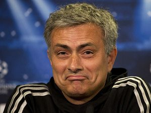 Jose Mourinho şokta!