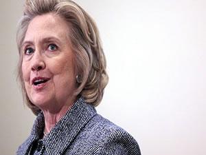 Hillary Clinton'ın toplantısına TRT muhabiri damga vurdu