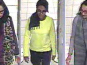 IŞİD'e katılan 3 İngiliz kızına bakın kim yardım etmiş!