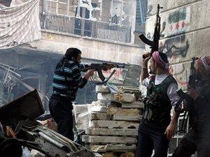 Suriye'nin en kanlı yılı: 2014