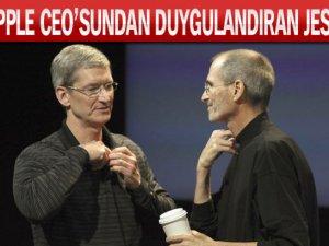 Tim Cook Steve Jobs'a karaciğerini verecekmiş!