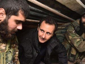ABD açıkladı: Esad'ın gitmesini istemiyoruz