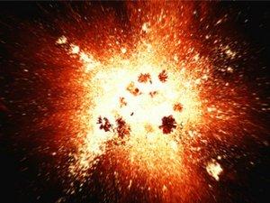 Beyoğlu'nda patlama meydana geldi