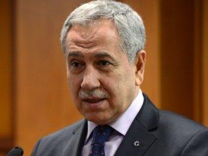 Bülent Arınç: CHP'nin hayati belirtisi yok!