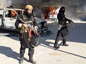 IŞİD Süleyman Şah Türbesi'nin eski yeri Karakozak'tan çıkarıldı