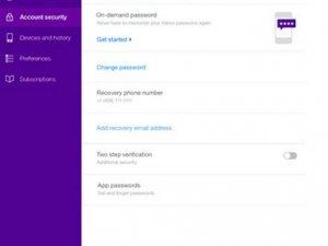 Yahoo şifreyi tek kullanıyor!