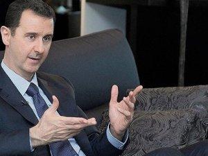 Beşar Esad'dan ABD'ye yanıt