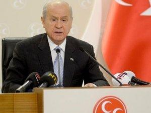 Devlet Bahçeli: Erdoğan ve AKP PKK kadar tehlikelidir