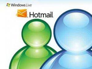 Hotmail değişti