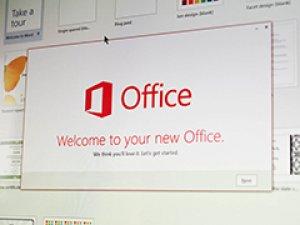 Office 2016'yı ücretsiz deneyin