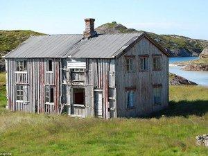 Norveç'te 20 kuruşa satılık ev