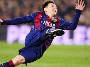 Messi sahayı karıştırdı