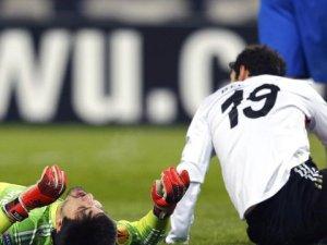 Beşiktaş serveti kaçırdı