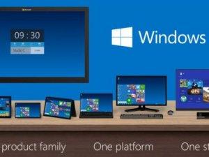Windows 10'un hangi sürümleri çıkacak?