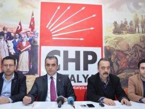 Antalya'da 28 bin 800 seçmenin kaydı silindi