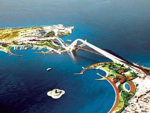 Cunda Adası'na köprü ve liman yapılacak