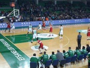 Darüşşafaka Doğuş: 82 - NSK Eskişehir Basket: 89