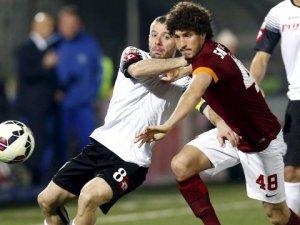 Roma tek golle kazandı asisti Salih yaptı