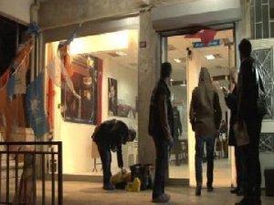 AKP seçim bürosuna silahlı saldırı