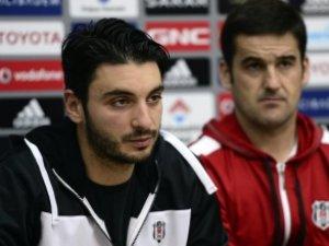 Beşiktaş'ta eleştiri okları Sambade'nin üzerinde