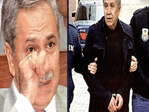 Sözcü Gazetesi, Bülent Arınç'a kelepçe taktı