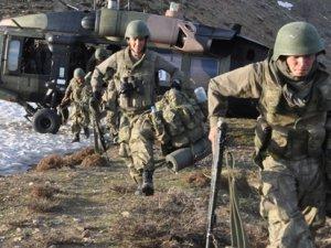 TSK, PKK'ya operasyon başlattı