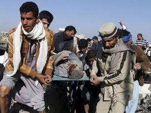 Suudi Arabistan'dan Yemen'e saldırı