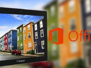 Casper Android'lere Office Programı!
