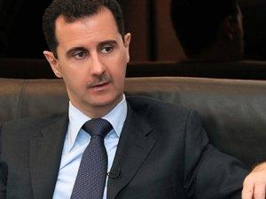 Esad'dan son dakika ABD açıklaması