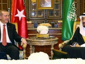 Erdoğan'dan Kral Selman'a sürpriz telefon