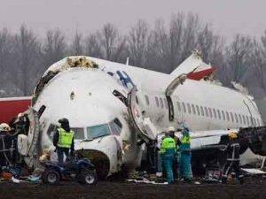 Düşen uçağın yardımcı pilotu psikolojik olarak rahatsızmış