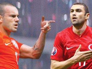 Hollanda-Türkiye bu akşam karşılaşıyor!