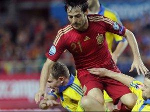İspanya 1 - 0 Ukrayna