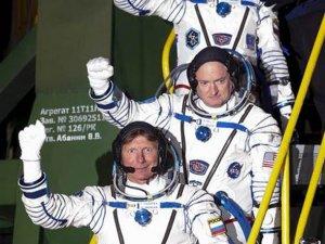 Uzayda tam 1 yıl kalacaklar