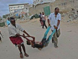 El Şebab örgütü Mogadişu'da otel bastı