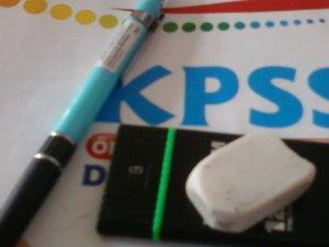 KPSS vukuatları bitmiyor