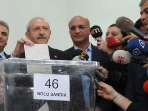 CHP ön seçiminde kim ne kadar oy aldı?