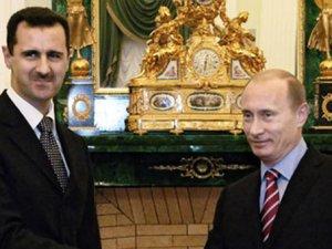 Putin Esad'a silah satmış