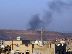 Yemen harekatı 6. gününde yoğunlaşıyor