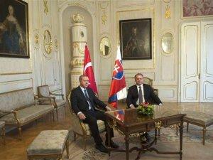 Cumhurbaşkanı Erdoğan: Slovakya'da Türk şehitliği inşa etmek istiyoruz