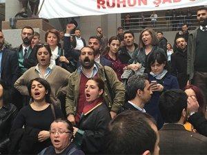 Çağlayan Adliyesi'nde avukatlara polis müdahalesi