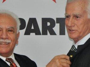 Turgut Okyay Vatan Partisi'nden aday