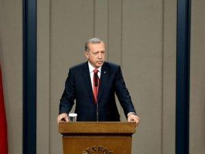 """Cumhurbaşkanı Erdoğan """"İç Güvenlik Paketi""""ni onayladı"""