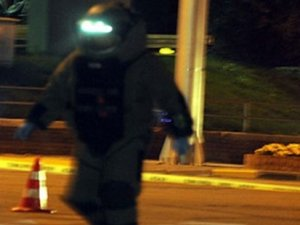 Gaziantep'te bomba paniği