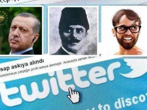 Twitter'da Ak Trol hesaplarına engel