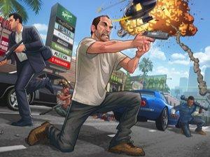 GTA 5 PC'ye Geldi