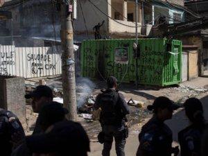 Brezilya'da Berkin Elvan vakası